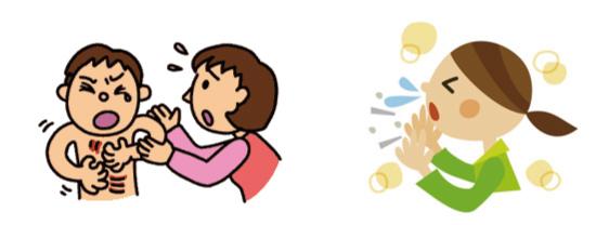 アレルギー性の鼻炎やぜんそく