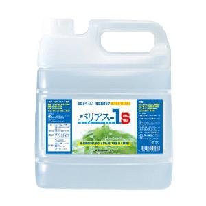 食品添加物 除菌剤  バリアス-1S 4L(単品)