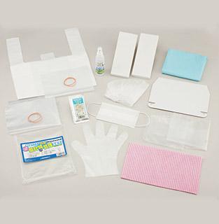 ノロウイルス対策・食中毒ウィルス対策 嘔吐物処理セット